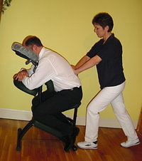 Seated Acupressure. Acupressure pic200